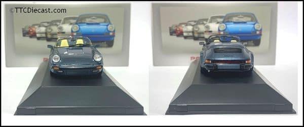 7114015 Porsche 911 Speedster Type G 1989 - Blue - 1:43 Scale - MAG LP15